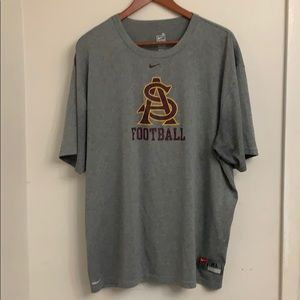 Nike Dri Fit FootBall Shirt